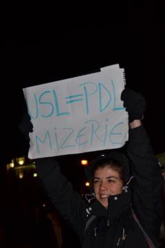 Remus Cernea (PSD): Protestele din Piata Universitatii au fost anti-Basescu