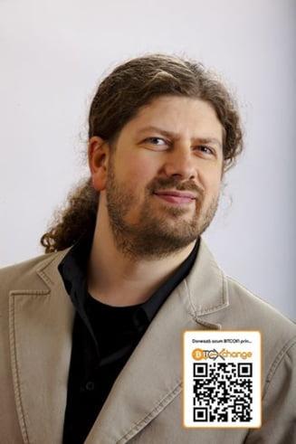 Remus Cernea vrea la prezidentiale: Primeste donatii pentru campanie si in Bitcoin