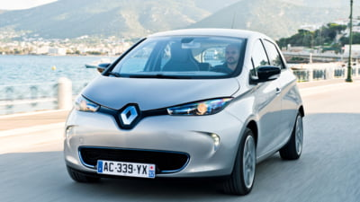 Renault a lansat un model electric in Romania - vezi cat costa si cu ce dotari vine