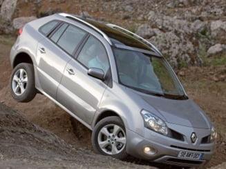 Renault a raportat pierderi de 982 de milioane de euro