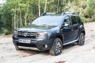 Renault pregateste un inlocuitor pentru Dacia Duster