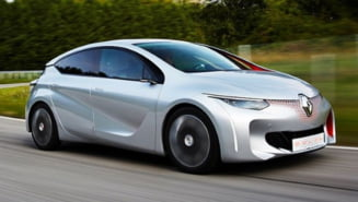 Renault prezinta masina care consuma 1 litru/100 km - cand o vom putea conduce