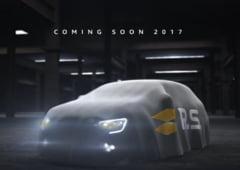 Renault va lansa un Megane de 300 de cai putere (Video)