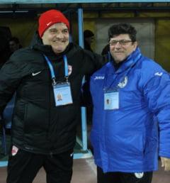 Replica ironica a antrenorului revelatiei Ligii 1: Steaua e campioana, Craiova joaca fotbal, CFR e cea mai buna