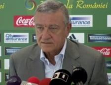Replica lui Mircea Sandu dupa acuzatiile lui Burleanu: FRF e societate privata!