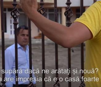 """Replica ministrului Dezvoltarii, Ion Stefan, intrebat de un contracandidat politic despre casa din Focsani: """"Intreab-o pe maica-ta, ma!"""""""