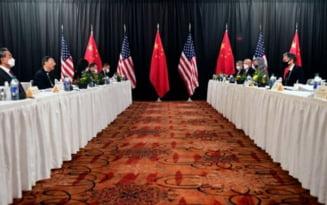 """Replici taioase in fata jurnalistilor la prima intalnire majora SUA-China din epoca Biden. """"SUA nu are calificarea sa vorbeasca cu China dintr-o pozitie de putere"""""""