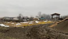 Reporter de Iasi: Angajati de la Apele Romane au muncit la ferma familiei lui Costel Alexe
