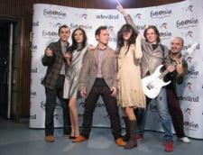 Reprezentanta Romaniei la Eurovision, Hotel FM, va concura in a doua semifinala