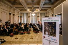 Reprezentanti ai autoritatilor de stat si ai companiilor private au cautat cele mai bune solutii pentru traficul infernal din Romania