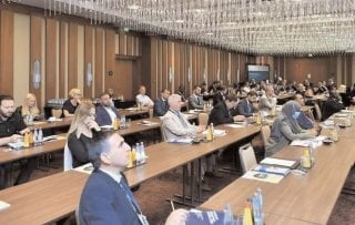 Reprezentantii Cj Dambovita Au Participat La Expozitia Privind Managementul Investitiilor Ime La Frankfurt Germania Targoviste Ziare Com