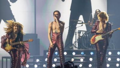 Reprezentantii Italiei au castigat concursul Eurovision 2021. Trupa Maneskin a devansat cu doar 25 de puncte urmatorul concurent