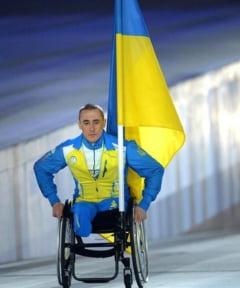 Reprezentantul Ucrainei, primit cu ovatii la Soci sub ochii lui Putin