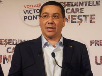 Reprosurile lui Ponta pentru ministrul care a amenintat PNL