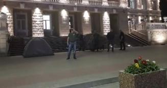 Republica Moldova: Situatie tensionata, dupa schimbarile politice de sambata. Se anunta proteste la Chisinau