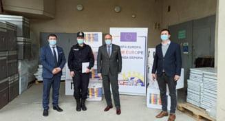 Republica Moldova a primit inca 100.800 de doze cu vaccin anti-Covid din partea Romaniei