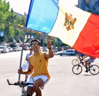 Republica Moldova sarbatoreste sambata 20 de ani de independenta