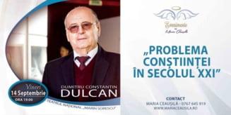 Reputatul profesor si medic neurolog Dumitru Constantin Dulcan va veni, in septembrie, la Craiova