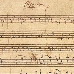Requiemul lui Mozart, finalizat de un compozitor britanic