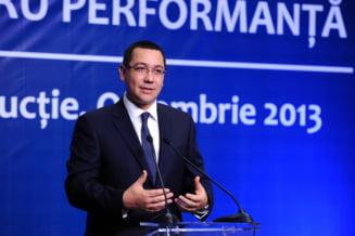 Resemnare pe Schengen - Ponta: Cand isi termina toate alegerile lor, noi suntem pregatiti