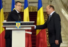 Resident Basescu a batut palma cu Ponta (Opinii)