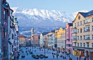 Resita, redesenata dupa modelul Innsbruck, arata incredibil!