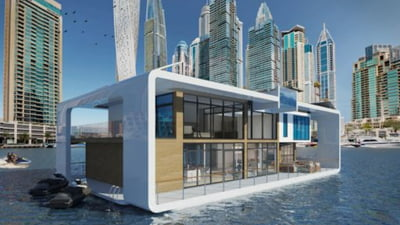 Resortul anti-Covid, prin care Dubaiul vrea sa dea lovitura in lumea turismului