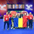 Respect maxim! O romanca a luat 3 medalii de aur la Campionatul European dupa ce a cersit pe strazi pentru a supravietui