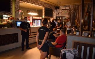 Restaurant din Braila amendat de politisti. Unitatea nu fusese inchisa dupa miezul noptii