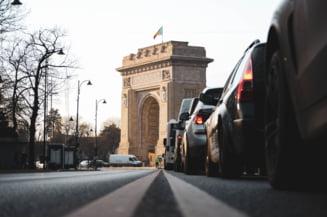 Restricții de trafic în mai multe zone din Capitală. Lista evenimentelor care se desfășoară