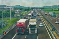 Restrictii de circulatie pe A1 Deva - Nadlac. Intervalele orare in care se aplica