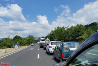 Restrictii de circulatie pe Valea Oltului in perioada 7-15 octombrie