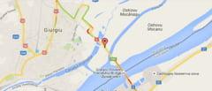 Restrictii de circulatie pe podul Giurgiu - Ruse