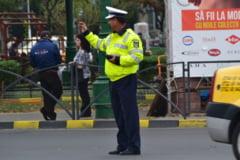 Restrictii de trafic, in weekend, in Bucuresti