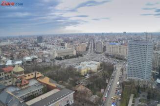 Restrictii de trafic, joi, in Bucuresti din cauza mitingului angajatilor din Sanatate