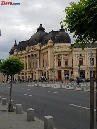 Restrictii de trafic in Bucuresti, duminica, pentru un cros si o procesiune religioasa
