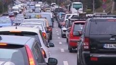 Restrictii de trafic in centrul Bucurestiului trei zile - vezi pe unde nu se circula