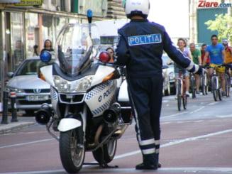 Restrictii de trafic in weekend, in centrul Capitalei
