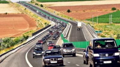 Restrictii de trafic pe Autostrada Soarelui. Care sunt tronsoanele afectate