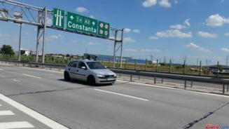 Restrictii de trafic pe Autostrada Soarelui, pe sensul catre litoral