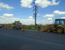 Restrictii de trafic pe Valea Oltului si autostrada Bucuresti-Pitesti