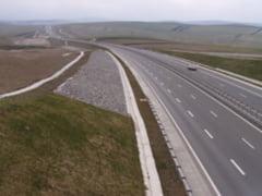 Restrictii pe Autostrada 1 Sibiu-Deva din cauza unor reparatii la carosabil. Recomandarile politistilor rutieri