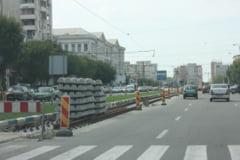 Restrictii pe Calea Bucuresti