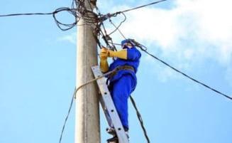 Restrictii programate in furnizarea energiei electrice