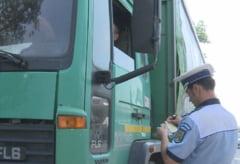 Restrictii rutiere in Olt din cauza caniculei
