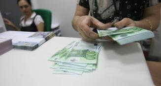 Restructurarea creditelor se va aplica persoanelor cu salarii sub 2.000 de lei
