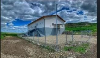 Retea de canalizare moderna la Sanmihaiu de Campie. Presedintele Moldovan: Foarte curand, comuna va beneficia de investitii in reteaua de apa, prin fonduri europene