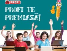 Reteaua de magazine Profi sustine educatia din Romania