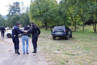 Retinut si cercetat de politisti pentru savarsirea infractiunii de furt calificat