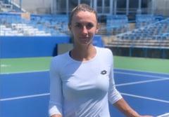 Retragere de ultima ora de pe partea de tablou a Simonei Halep de la US Open